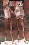 John Berland, C.S.U. outdoor sculpture