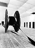 Magdalena Abakanowicz, Wheel With Rope