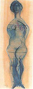 John Berland, drawing