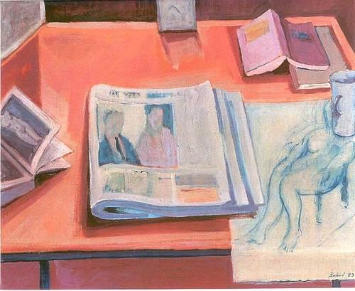 John Berland, Desk